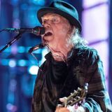 Neil Young Calls Trump 'a Disgrace,' Says Sanders Will 'Make America Great Again'