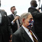 Texas governor mandates face masks in public spaces