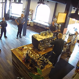 Cops Enter Oregon Coffee Shop, Prove to Be Absolute Assholes About Masks