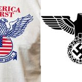 Trump 2020 campaign accused of 'ripping off' Nazi eagle logo - National | Globalnews.ca