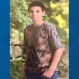 Police look for missing 13-year-old last seen in Canehill