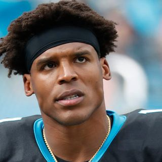 Cam Newton: 'It's not about money for me; it's about respect'