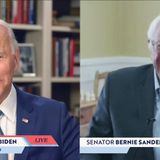 Will Bernie Sanders' backers get behind Biden? Key endorsement vote will be a sign