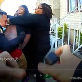 Newly released body cam footage shows violent confrontation between Jersey City police, civilians