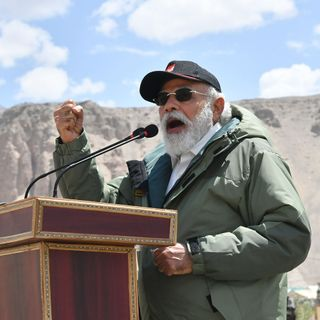 On Disputed India-China Border, Modi Says Age of Expansionism Over
