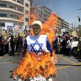 German intel says Iran 'massively promotes antisemitism, Israel hatred'