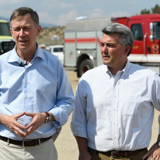 Neither Cory Gardner nor John Hickenlooper has ever lost a race in Colorado. Their Senate matchup will change that.
