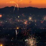 Fireworks light up L.A. sky on 4th of July