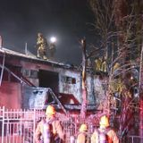 3 people in serious condition after blaze rips through Northridge apartment buildings, leaving 50 displaced