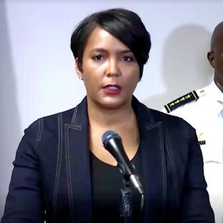 Atlanta mayor expresses outrage after girl, 8, fatally shot - National | Globalnews.ca