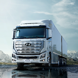 First batch of Hyundai's fuel cell trucks heads for Switzerland