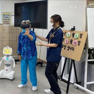 Hancom With embarks on 3-year project to build 3,000 high-tech elderly daycare service centers