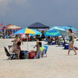 U.S. COVID-19 Deaths Near 130,000; Florida And Texas Report Record Case Numbers