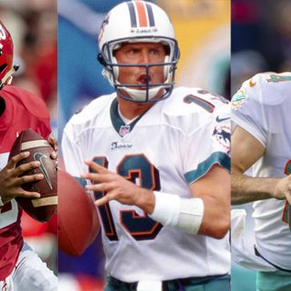 Dolphins continue to chase down Dan Marino