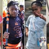 At least 6 children were killed by gun violence across the nation this holiday weekend