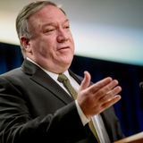 U.S. is 'looking at' banning TikTok and Chinese social media apps, Pompeo says