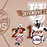 Pipelines to the Pros: Defensive line