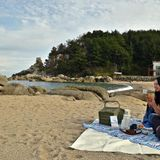 Fried chicken and beer banned on beach to prevent COVID-19