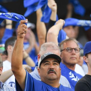 Dodgers Fans Buying Angels-Astros Tickets