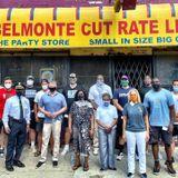 Former Bears linebacker Sam Acho helping turn West Side liquor store into food mart