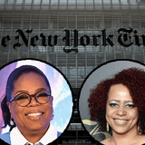 Oprah Winfrey, Lionsgate Team to Bring New York Times' '1619 Project' to TV and Film