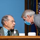 Chuck Grassley will skip the Republican National Convention for the first time in 40 years, citing coronavirus