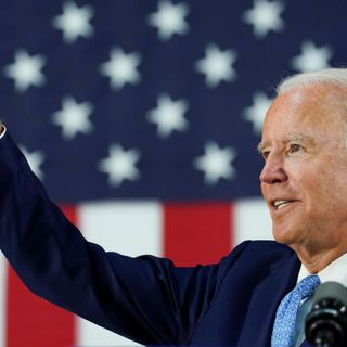 Joe Biden calls for $700bn 'Buy American' campaign