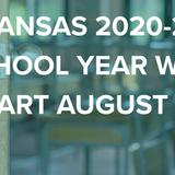 Arkansas to begin upcoming school year on August 24