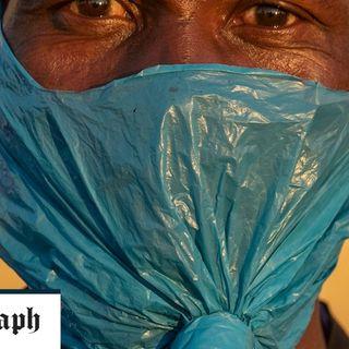 Hospitals overwhelmed as Johannesburg runs out of oxygen