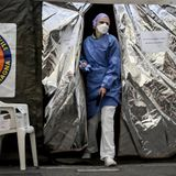 What's happening: Virus forges on, as world hunts solutions
