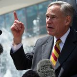 Abbott Warns Texas' COVID-19 Numbers Are 'Going To Look Worse' Next Week