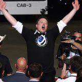 Elon Musk just surged past Warren Buffett on the list of the world's richest people