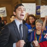 Ossoff's new TV ad focuses on anti-corruption message