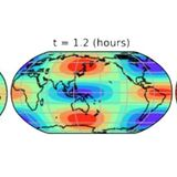 Scientists Detect Earth's Atmosphere 'Ringing' Like a Bell