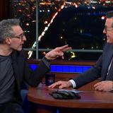 John Turturro tells Stephen Colbert about resurrecting The Jesus